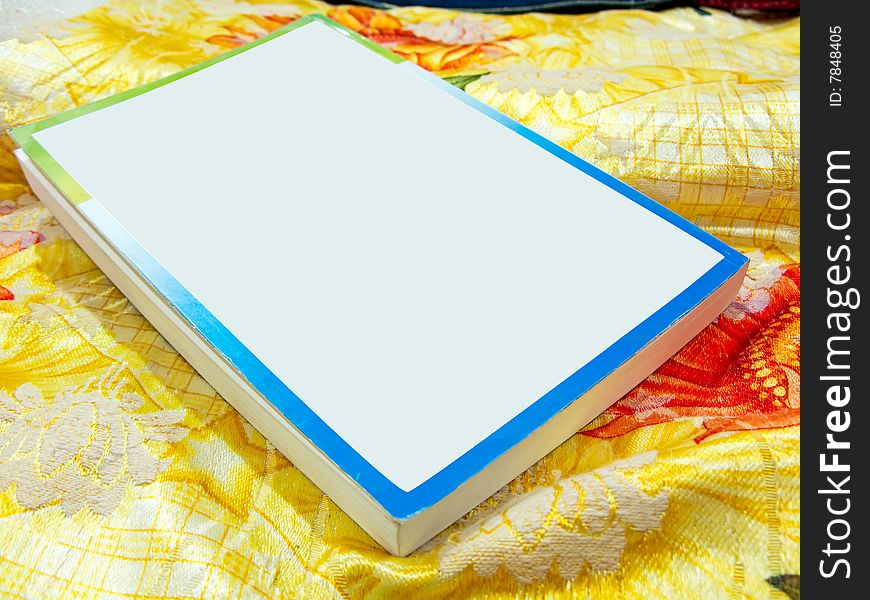 Blank Book On Colorful Sheets - Free Stock Images & Photos - 7848405 ...