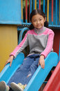 Free Girl  Play In Amusement Park Royalty Free Stock Photos - 7856718