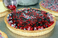 Free Berry Cake Royalty Free Stock Image - 7859376