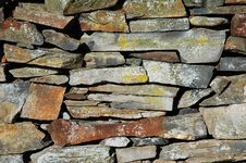 Free Stone Wall Stock Photo - 7850120
