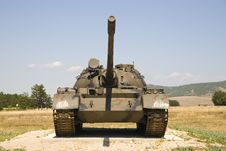 Free Croatian Tank Stock Photo - 7850360