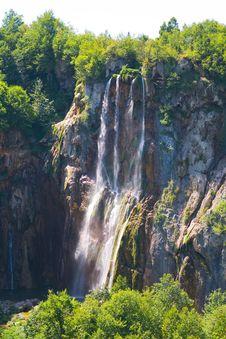 Free Plitvicka Jezera National Park Stock Photography - 7850402
