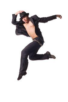 Free Dancer Stock Image - 7851431