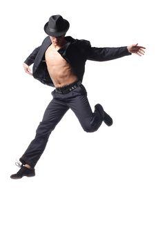 Free Dancer Stock Image - 7851521