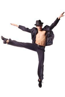 Free Dancer Royalty Free Stock Image - 7851526