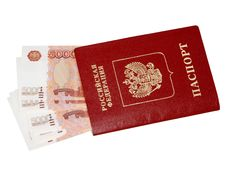Free Russian Passport Stock Photo - 7852070