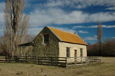Free Historic Farm House Royalty Free Stock Images - 7852879