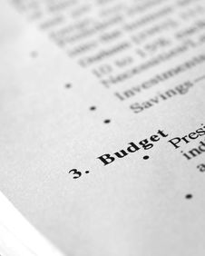 Free Budgeting Stock Photography - 7853242