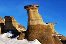 Hoodoos Stock Photos