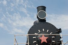Free Stream Locomotive Royalty Free Stock Photography - 7853427