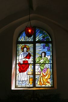 Free Stained Glass Stock Photo - 7853580