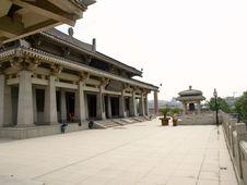 Free Yan Emperor S Tomb Royalty Free Stock Photos - 7853628