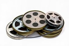 Free Film, 16mm, 35mm, Cinema Stock Photos - 7853633