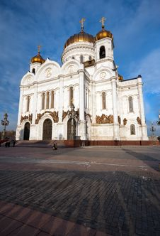 Free Cathedral Of Christ The Savior Stock Image - 7853711