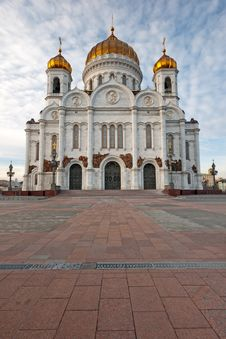 Free Cathedral Of Christ The Savior Stock Photography - 7853712