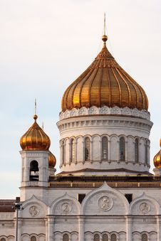 Free Cathedral Of Christ The Savior Royalty Free Stock Photography - 7853717