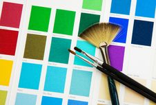 Free Palette Stock Photography - 7853812