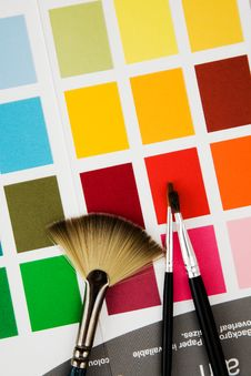 Free Palette Royalty Free Stock Images - 7853829