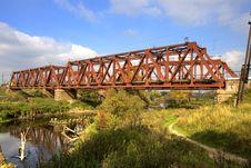 Free The  Bridge Stock Photography - 7854522