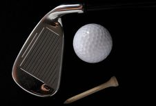 Free Golf Royalty Free Stock Photography - 7856007