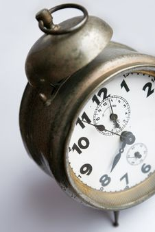 Free Old Clock Royalty Free Stock Images - 7856289