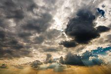 Free Cloudscape Stock Image - 7856341
