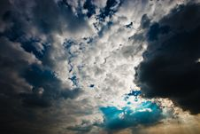 Free Cloudscape Royalty Free Stock Images - 7856459