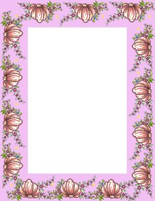 Free Friezes Flower Stock Photography - 7856482