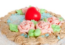 Free Cream Cake Royalty Free Stock Image - 7856896