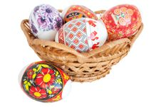 Free Easter Eggs Royalty Free Stock Images - 7856999