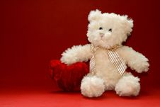 Free Teddybear Royalty Free Stock Image - 7857206
