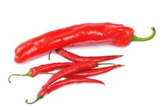 Free One Big Pepper Royalty Free Stock Photo - 7857335