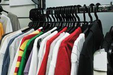 Free Line Multicolor Jersey Stock Photo - 7857620