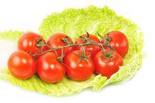 Free Ripe Tomatos Stock Image - 7857801