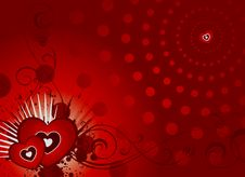 Free Valentine Card Part 2 Royalty Free Stock Photo - 7857905
