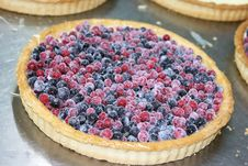 Free Berry Cake Stock Image - 7859351