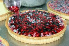 Free Berry Cake Royalty Free Stock Image - 7859376