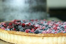 Free Berry Cake Royalty Free Stock Images - 7859389