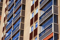 Free Balconies Of Residential Building Stock Photography - 7864282