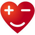 Free Heart With Smile Royalty Free Stock Photography - 7864577