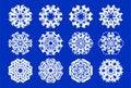 Free Snowflakes Royalty Free Stock Image - 7867646