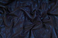 Free Dark Blue Fabric Royalty Free Stock Photos - 7860058