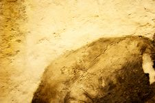 Free Structure Of An Old Concrete Wall Royalty Free Stock Image - 7860146