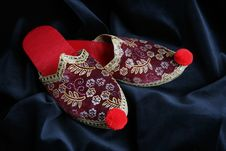 Free Turkish Slippers Stock Image - 7860171