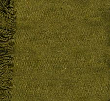 Free Texture Of A Green Fabric Stock Images - 7860274