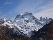 Free Dolomiti Stock Photography - 7860672