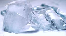 Free Blue Ice Stock Photography - 7860732