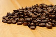 Free Beans Coffee On Table Royalty Free Stock Photo - 7860875
