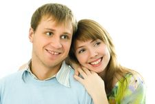 Free Happy Young Couple Stock Photo - 7861140