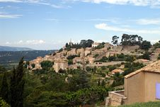 Free Bonnieux, Hilltop Village In Provence, France Stock Images - 7861144